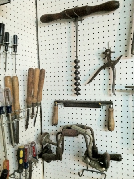 A few of my hand tools