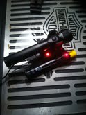 Streamlight charging cradle for my found Stinger and spare battery