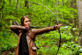 Katniss Everdeen Jennifer Lawrence Archer HD Wallpaper