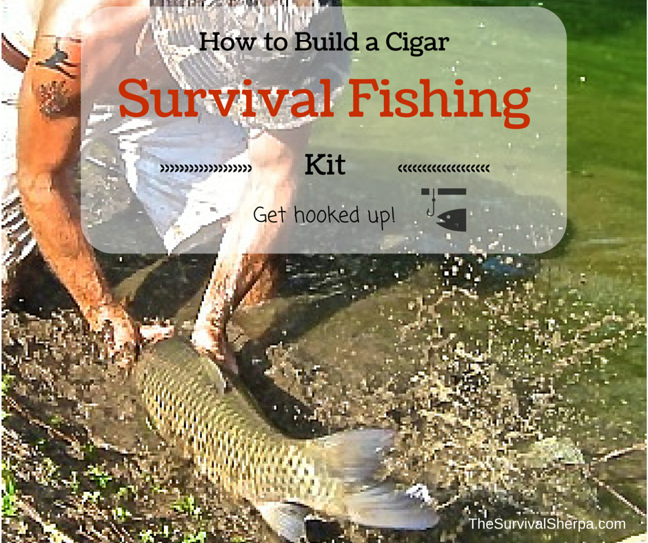 9 ways some illegal to catch fish for self reliance and for How to make a fishing hook