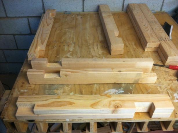 simple 2x6 bunk bed plans