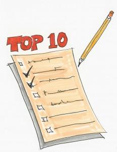 Top Ten, Top 10