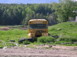 unschool bus, unschooling, homeschool, distance learning