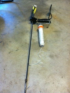 A diy survival sling shot with big game capabilities for Survival fishing games