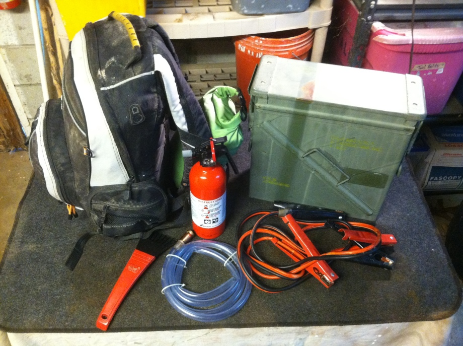 Next Level Travel Kit: Packing Survival Junk in Your Trunk