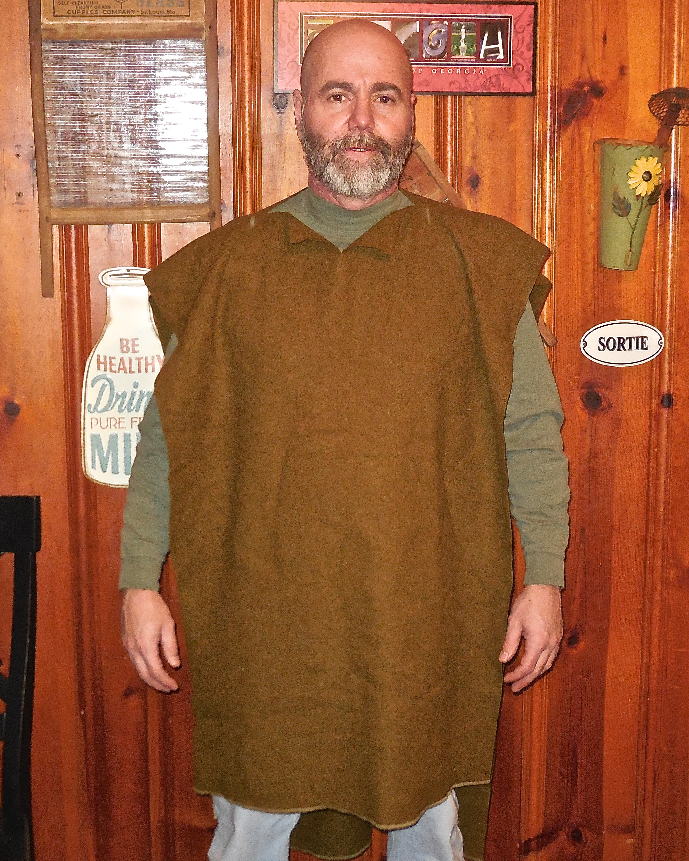 100  wool army blanket   awesome hunting shirt