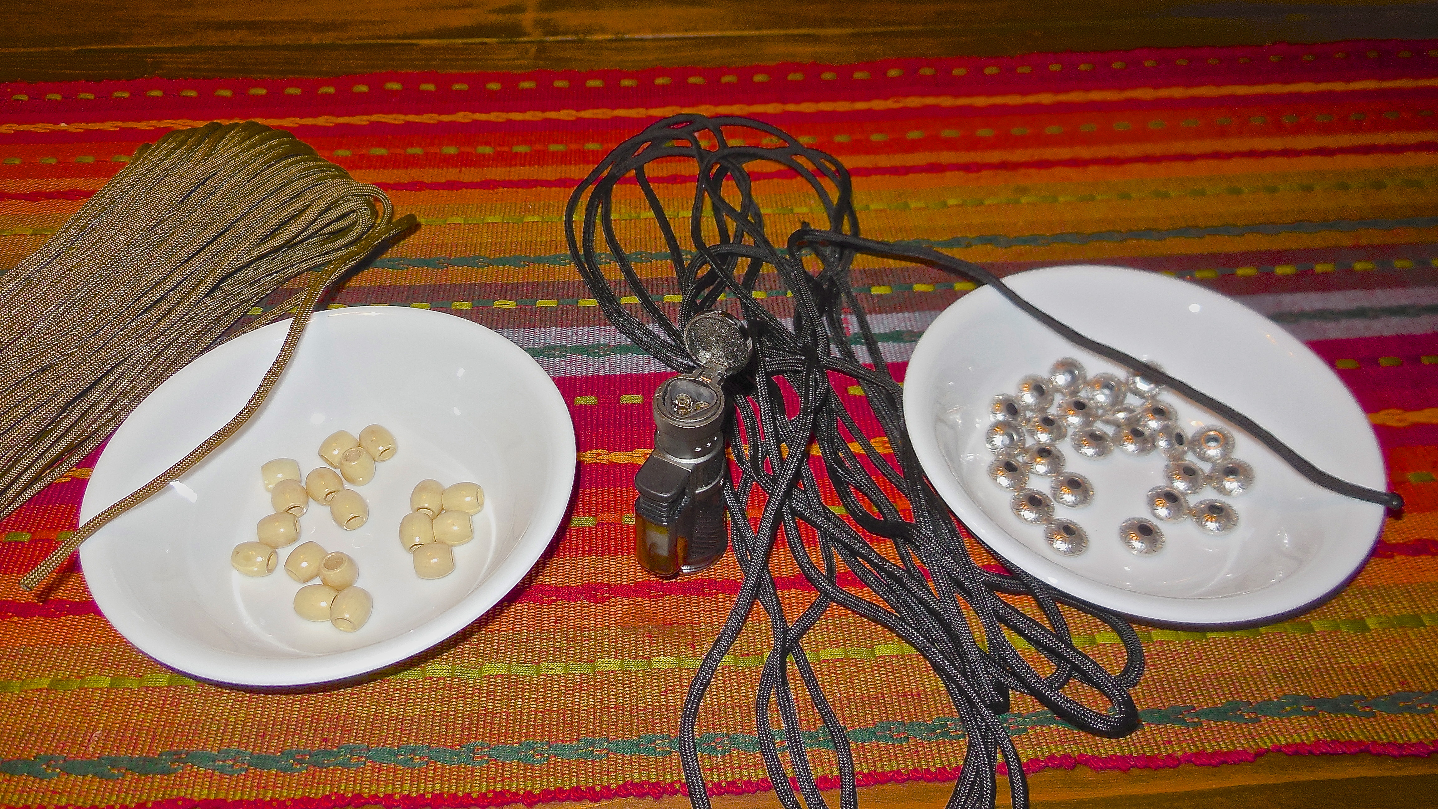 How to Make Ranger Pace Counter Beads | Survival Sherpa