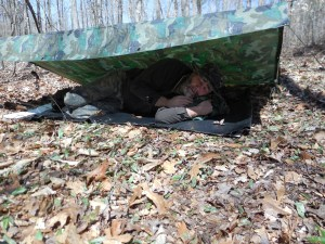 Think Outside the Tent for Shelter