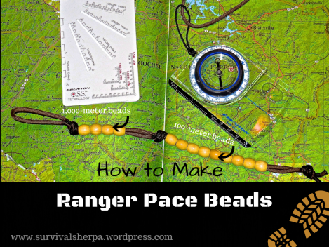 How to Make Ranger Pace Beads
