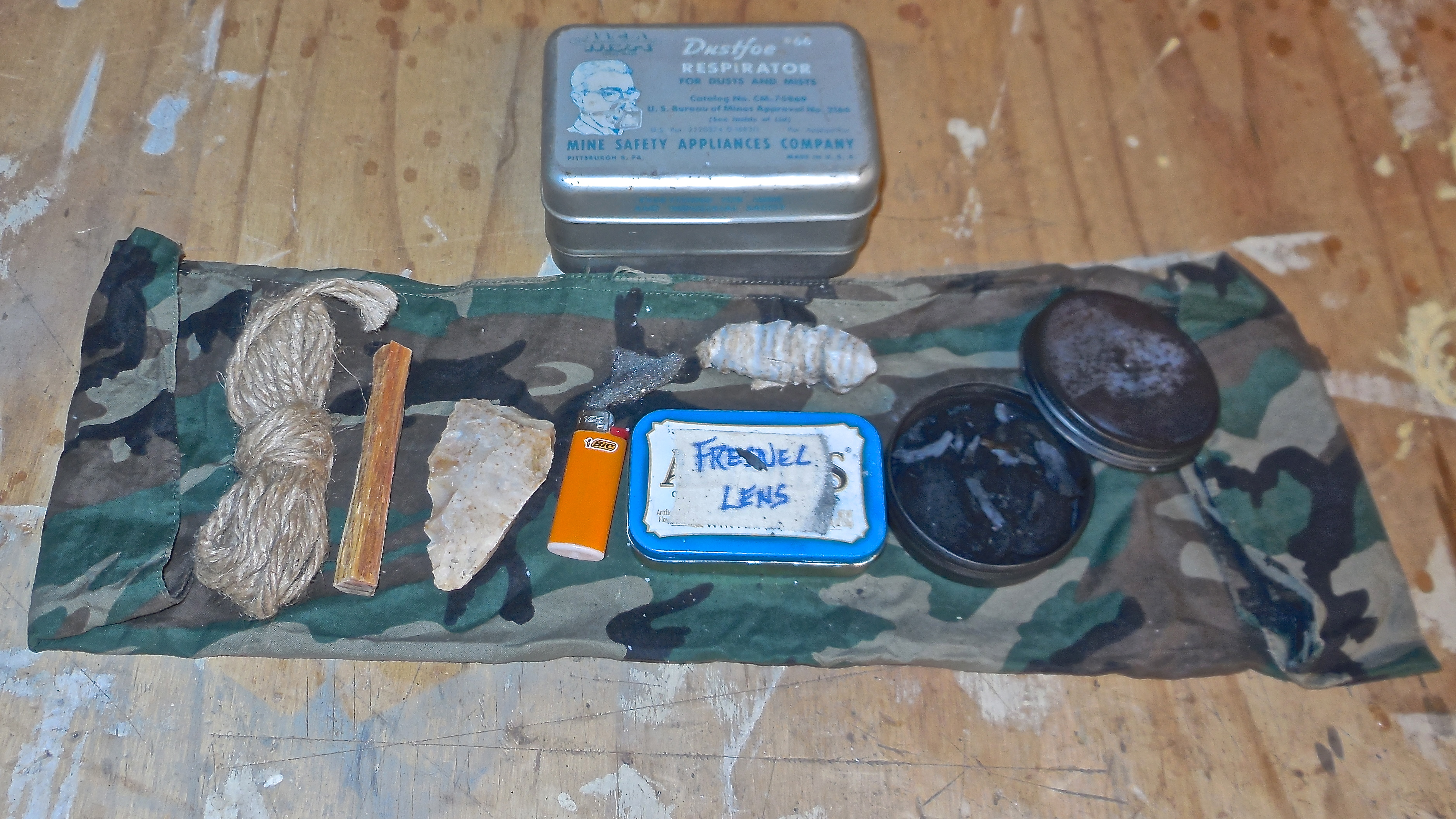 Equipment Survival Sherpa