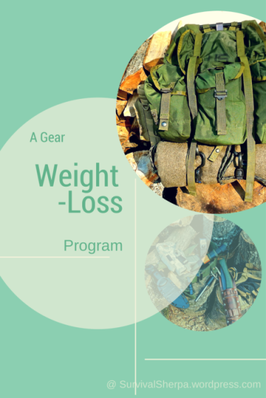 Skills: A Gear Weight-Loss Program