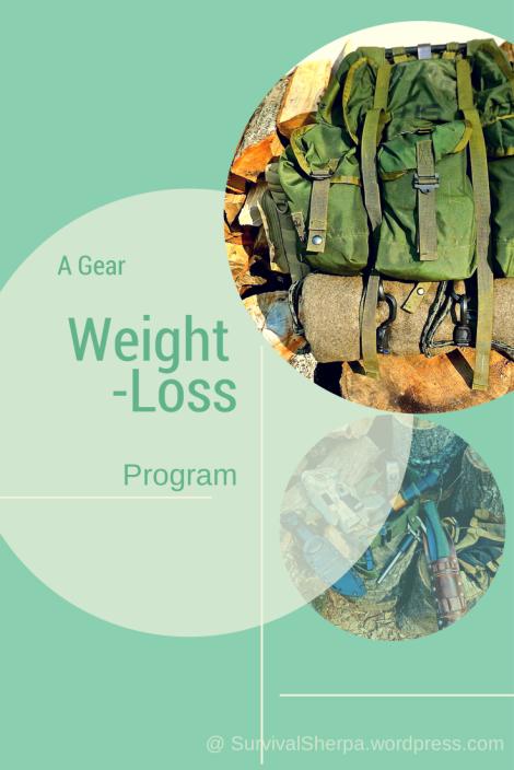 Skills: A Gear Weight-Loss Program