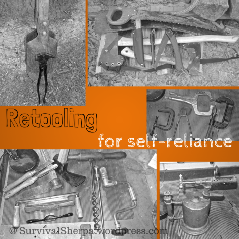 23+ Items You Need to Retool for Self-Reliance