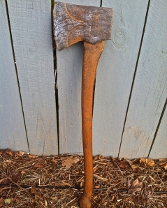 Born Again Tools: Giving New Life to an Old Ax