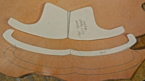Leathercraft: Making a Custom Leather Mask for a Heirloom Axe