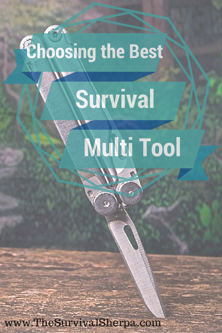 Choosing The Best Survival Multi Tool: Tips From An Ex