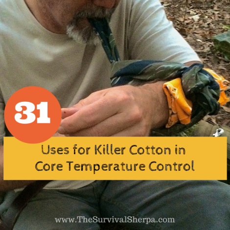 "Top 31 Uses of ""Killer"" Cotton for Core Temperature Control 