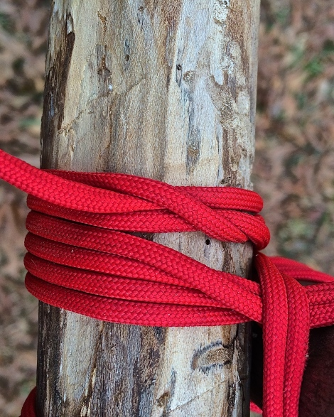 Camp Craft: How to Tie Square Lashings | www.TheSurvivalSherpa.com