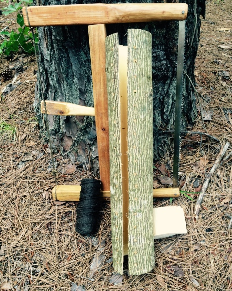 How to Make an Arrow Quiver from Tulip Tree Bark | TheSurvivalSherpa.com