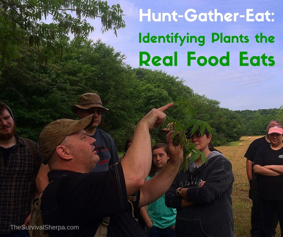 Hunt-Gather-Eat- Identifying Plants the Real Food Eats - TheSurvivalSherpa.com