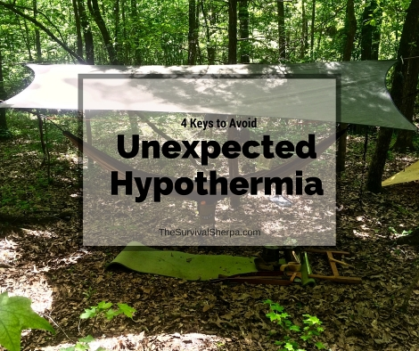 Spring Camping: 4 Keys to Avoid Unexpected Hypothermia