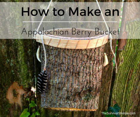 Bushcraft diy projects survival sherpa for How to make craft ideas