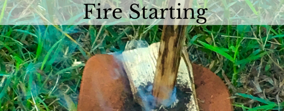 Tips and Tricks on Hand Drill Fire Starting ~ TheSurvivalSherpa.com