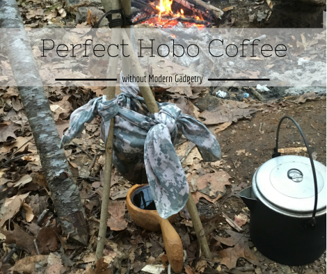 How to Make Perfect Hobo Coffee without Modern Gadgetry ~ TheSurvivalSherpa.com