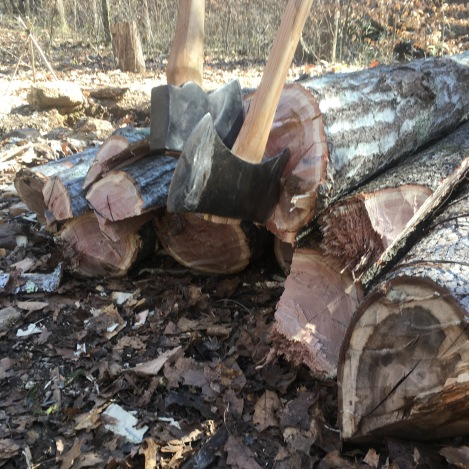 How to Hone Ax Skills and Chop Your Way to Functional Fitness ~ TheSurvivalSherpa.com