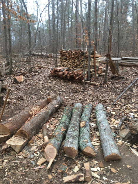 Off-Grid Firewood- Lessons from Staying Warm with an Ax - TheSurvivalSherpa.com