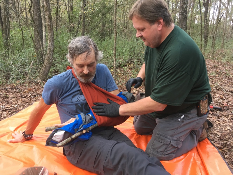 Off Grid Medic: Surviving Wilderness Emergencies When Definitive Care is Miles Away ~ TheSurvivalSherpa.com