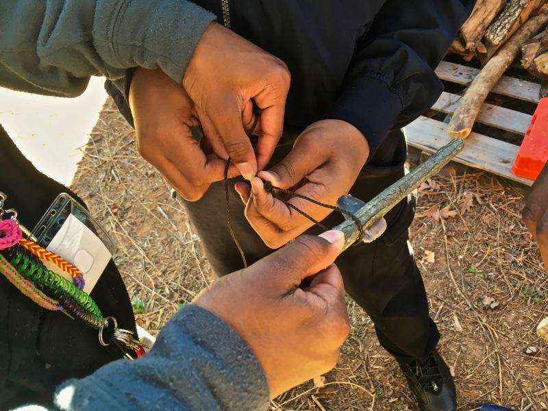 Hoko Knife: How to Make a Simple Stone Cutting Tool ~ TheSurvivalSherpa.com