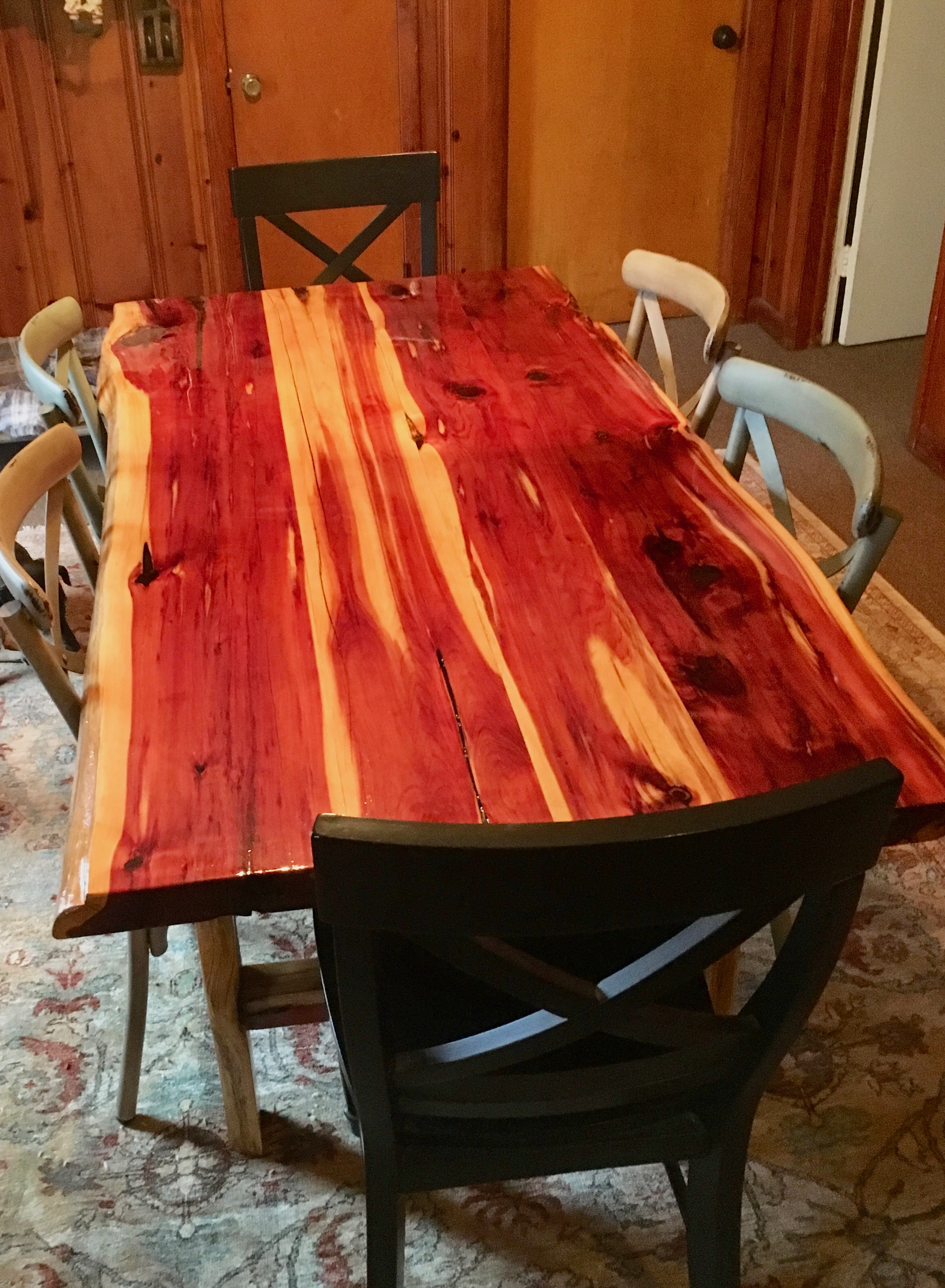 Primitive Dining Room Pictures