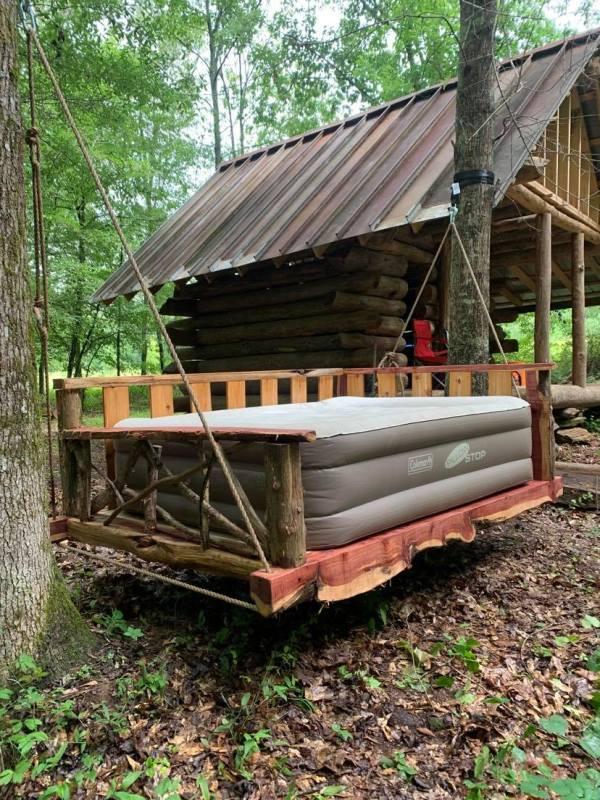 Log Cabin Update 2020 - thesurvivalsherpa.com