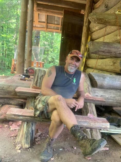 Log Cabin Update 2020 - thesurvivalsherpa.com